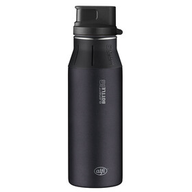 alfi ElementBottle Borraccia 600ml nero